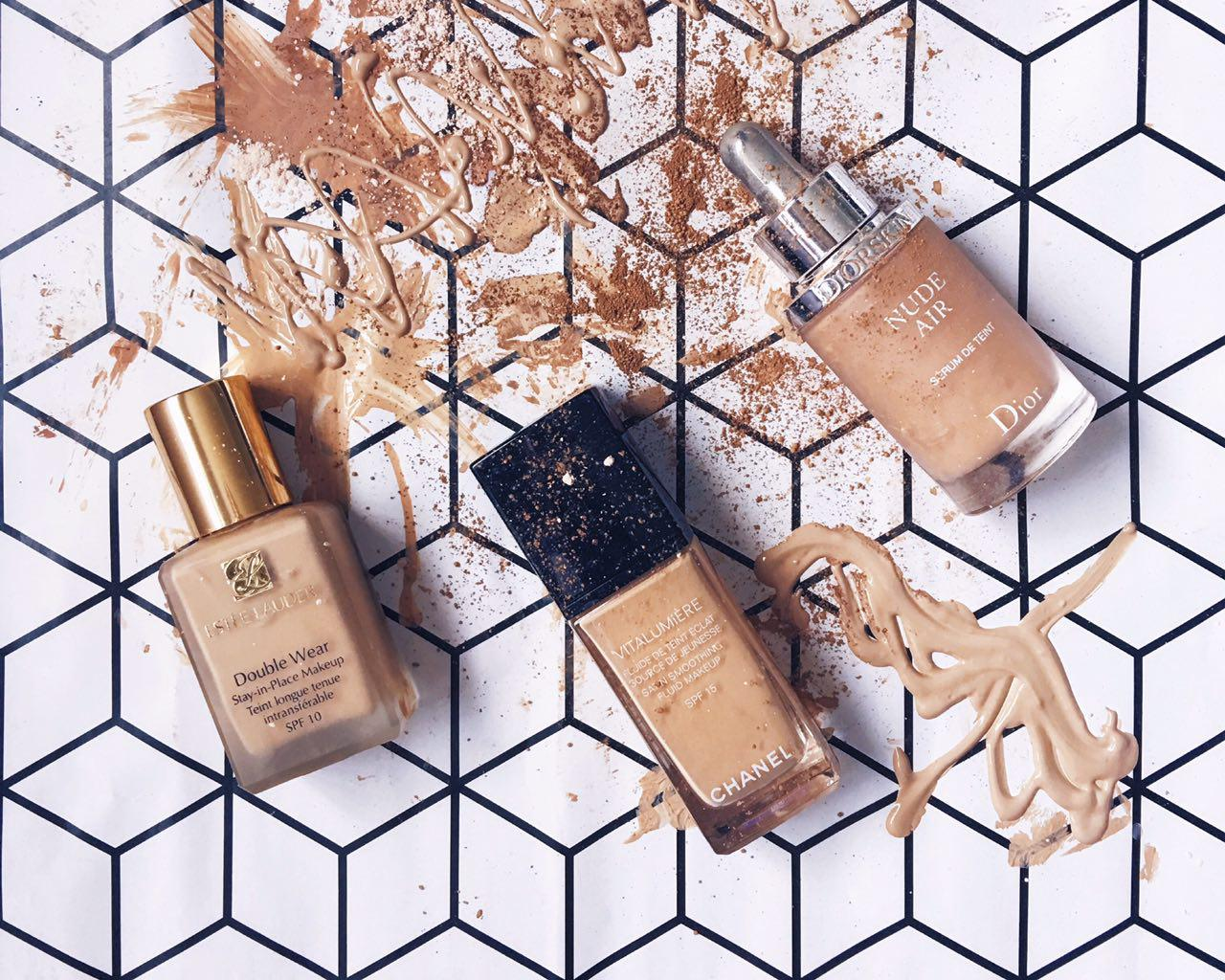 how to choose the right foundation color